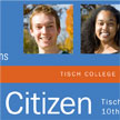 Tufts University Tisch College e-news and on-line newsletter template